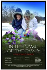 in the name of the family poster