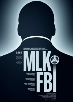 MLK/FBI, educational rights, streaming and screening licenses