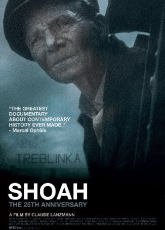 Shoah, Claude Lanzmann, educational rights, streaming and screening license