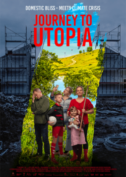 Journey To Utopia, educational rights, streaming and screening licenses