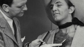James Stewart / Robert Mitchum: The Two Faces of America